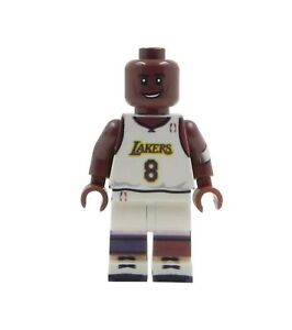 Figurine Type Lego Kobe Bryant Los Angeles Lakers