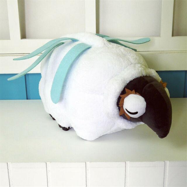 Newhui Magus Cosplay Cotton Plush Doll Elias 10 Skull Stuffed Toy