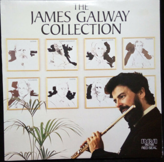 THE JAMES GALWAY COLLECTION VINYL LP AUSTRALIA