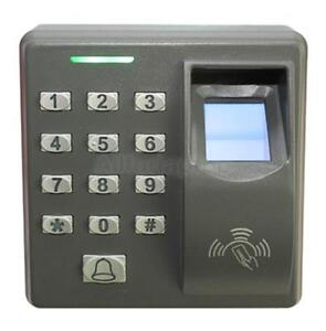 Fingerabdruck Rfid Scanner Fingerprint Turoffner Turschloss Card
