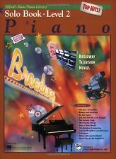 Alfred`s Basic Piano Library: Top Hits Solo Level 2 Piano by E. L. Lancaster, (P
