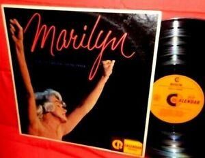 MARILYN-MONROE-Marilyn-OST-LP-1962-AUSTRALIA-MONO-First-Pressing-CALENDAR-Rare