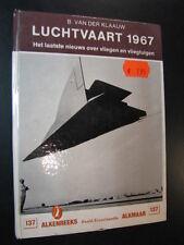 Luchtvaart, het laatste nieuws over vliegen en vliegtuigen, vd Klaauw (NL) #137