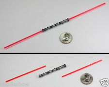 Custom Cast DARTH MAUL LIGHTSABER Star Wars Black Series - 1/12 scale
