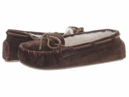 Minnetonka Cally Chocolate 4012 Women/'s Shoes