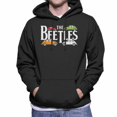 The Beetles VW Men/'s Hooded Sweatshirt