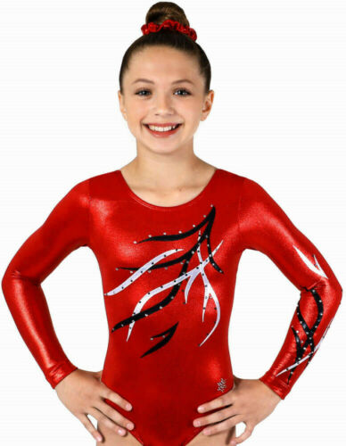 NEW 44 to choose from Child Medium Clearance Gymnastics Competition Leotards