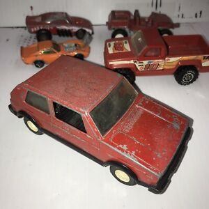 Rabbit-Diesel-Toy-Car-USA-Tootsie-Matchbox-Kidco-Lot-As-Is