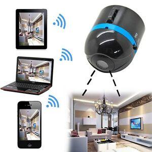 Wifi Wireless Spy Hidden Security Nanny Camera Baby