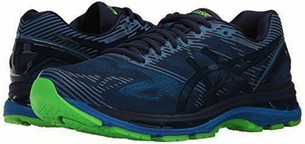 NEW MENS ASICS GEL-NIMBUS 19 LITE-SHOW RUNNING TRAINING SHOES - 9   EUR 42.5