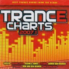 Trance Charts 2007.1 4 Strings, Carlos, Tiesto, Guiseppe Ottaviani, JPL.. [2 CD]