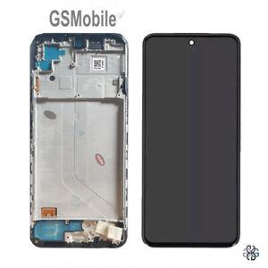 Display Pantalla LCD Touch Frame Xiaomi Redmi Note 10 2021 M2101K7AG ORIGINAL