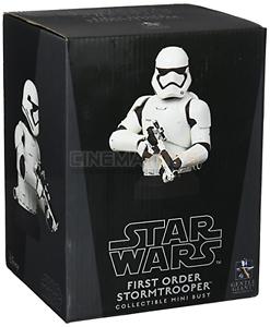punto de venta Estrella Wars Ep. VII First Order Order Order Stormtrooper DLX Deluxe Bust GENTLE GIANT Statue  moda clasica