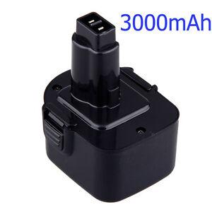 3000mAh-12V-Battery-For-DEWALT-DC9071-DE9037-DE9071-DE9072-DE9074-DE9075-12-Volt