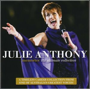 JULIE-ANTHONY-MEMORIES-THE-ULTIMATE-COLLECTION-CD-GREATEST-HITS-BEST-NEW