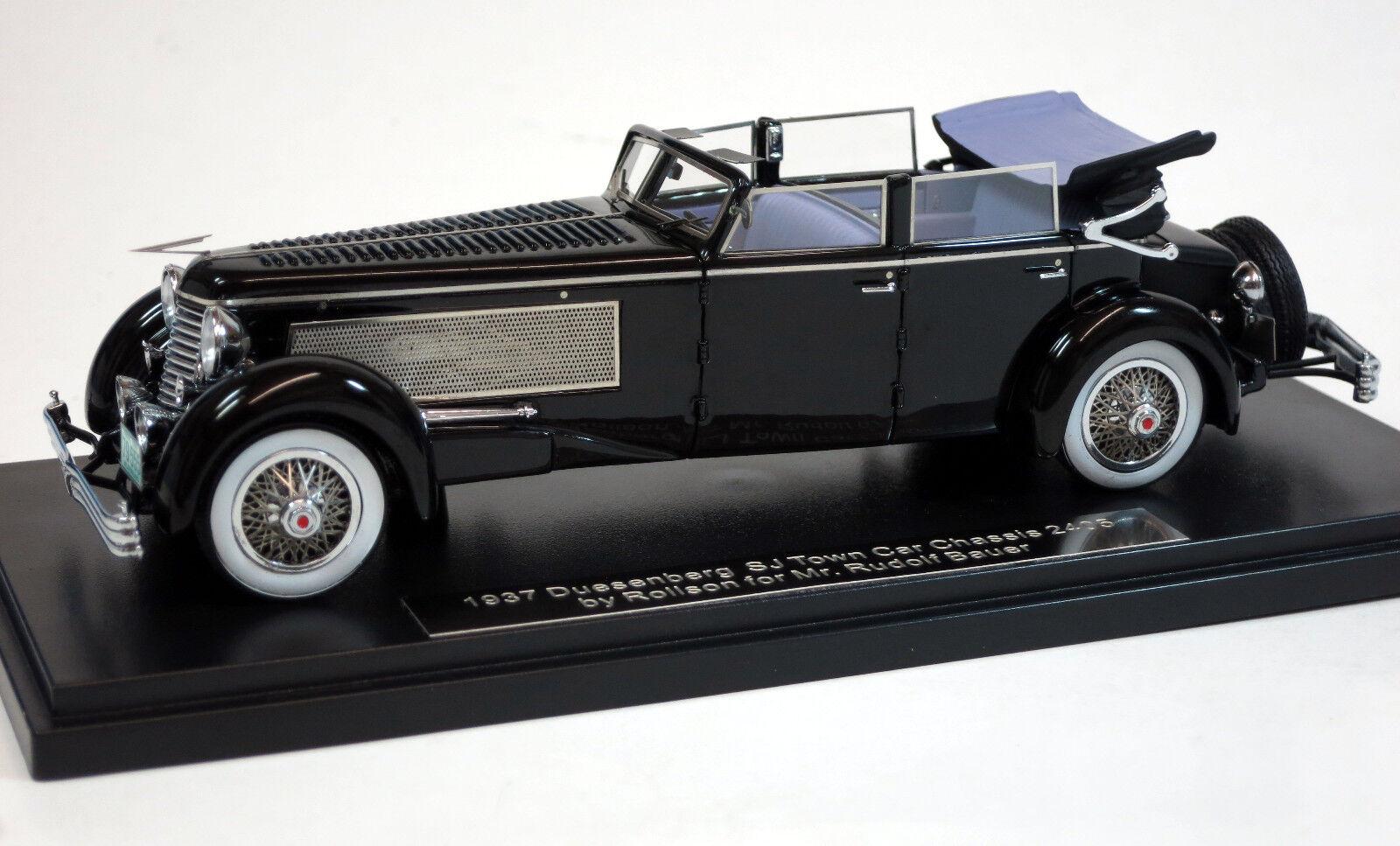 Esval 1   43 duesenberg sj - limousine 1937 von rudolf bauer us43004d rollson für mr.