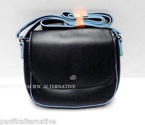 Détails sur Petit sac a main bandouliere noir DAVID JONES pour femme besace handbag NEUF #1
