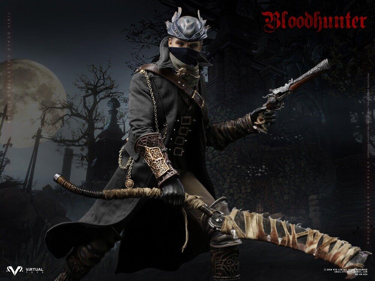 1 6 VTS TOYS VM-024 sangre cazador macho Movibles Figura Coleccionable