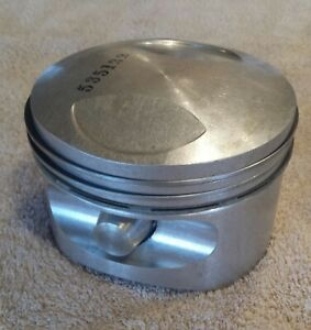 Details about Continental Aircraft Engine Piston Assembly Part Number 535133