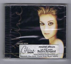CELINE-DION-CD-NEW-LET-039-S-TALK-ABOUT-LOVE-DUET-Barbra-STREISAND
