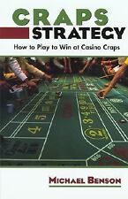 Craps Strategy: How to Play to Win at Casino Craps-ExLibrary