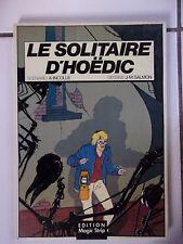 bd Magic Strip Le solitaire d' Hoedic ( A Incolle / J.M Salmon) eo 1983