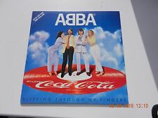 ABBA  Slipping Through My Fingers    Coca-Cola  Not For  Sale