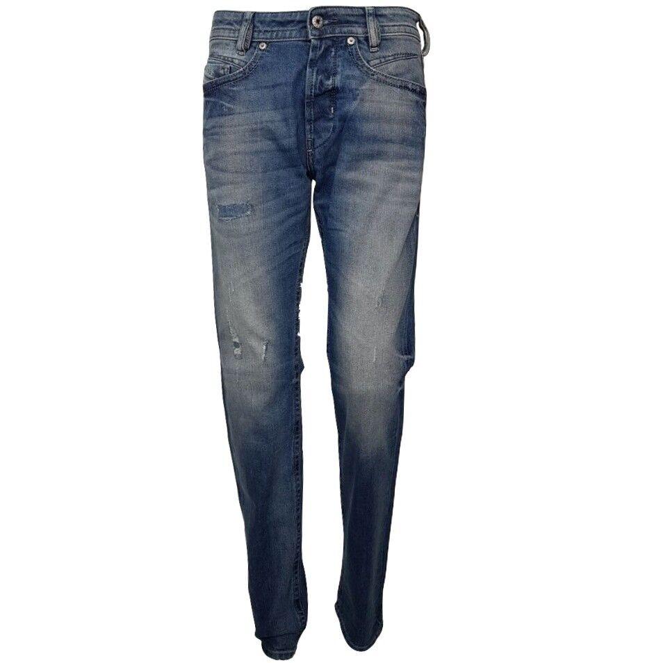 Diesel Jeans AKEE 0853Y Pants Hose Jean Trousers RRP