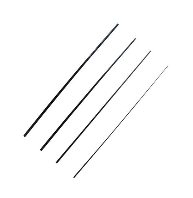 Dblue 10/'M Titanium Graphite Travel Fishing Rod Blanks