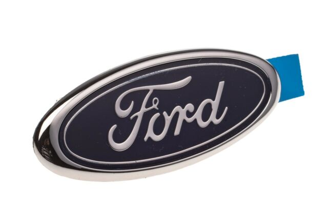1987-93 Ford Mustang Rear Trunk Lid Replacement OEM Ford Oval Logo Badge Emblem