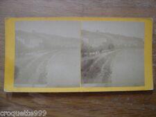 Ancienne photo stereo INNSBRUCK Autriche Osterreich 3D