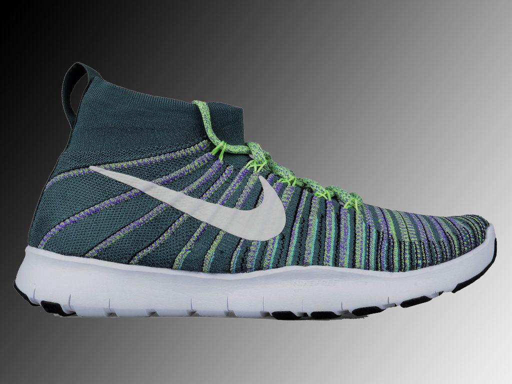 Nike Free Train Force Flyknit  833275-300 Uomo Size 10
