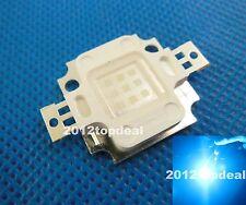 5pcs 10W Cyan Actinic Hybrid Royal blue 445mm+ Green 520nm high power led chip