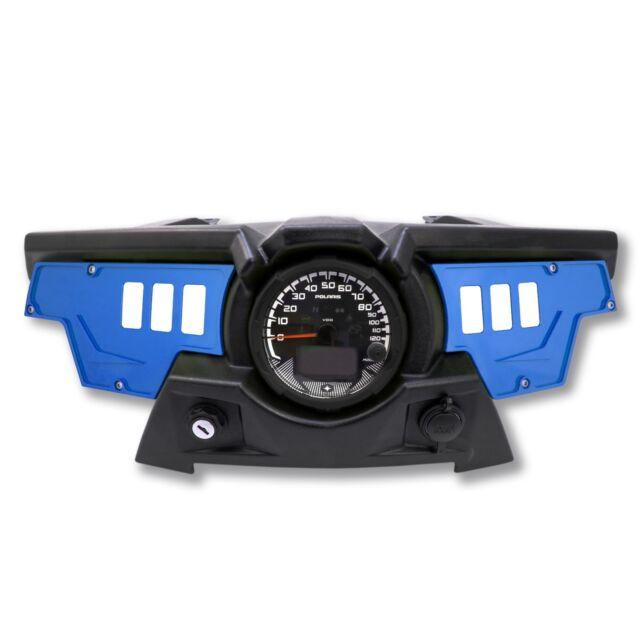 6 Switch dash panel set for 2014-2018 Polaris RZR XP 1000 Blue
