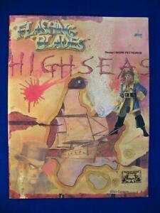 High Seas - Flashing Blades RPG - FGU2103 - VG