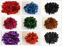 Small Volumiser Scrunchie Elastic Hair Tie Bun Hijab Volumizing Multi Colours