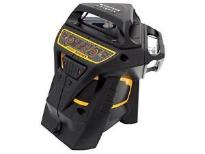 Laser Entfernungsmesser Linienlaser : Stanley multi linie laser r ebay