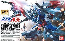 Bandai 1/144 Gundam HG AGE-17 AGE-2 DOUBLE BULLET 4543112753182 from Japan