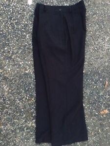 Copieux Femmes Western Équitation Pantalon Sz 34r Noir * Très Bon état Taille-afficher Le Titre D'origine