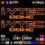 """thumbnail 19 - (2)x i-VTEC DOHC ivtec 11"""" emblem Vinyl Sticker Honda Civic Decal JDM drift 006"""