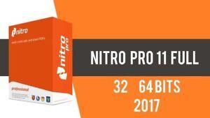 NITRO-Pro-11-Pdf-Editor-Creator-2018-Convertidor-Instantanea-Entrega-Activado-Completo