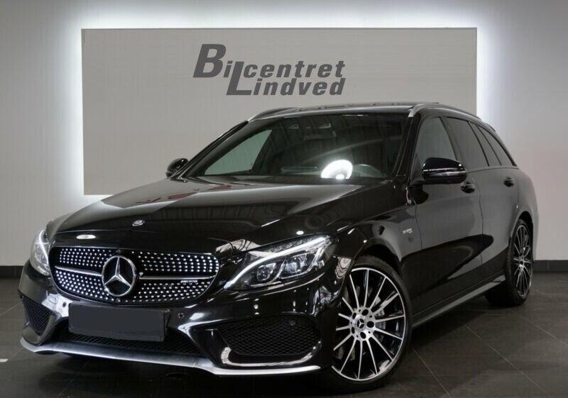 Mercedes C43 3,0 AMG stc. aut. 4-M 5d - 4.396 kr.