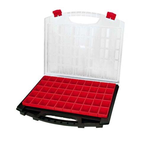 Organizer surtido recuadro sortierkasten con extraíbles inserciones accesorios