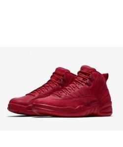 Air Jordan 12 Retro Bulls Gym Red