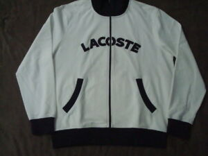 LACOSTE-FULL-ZIPPER-FRONT-JACKET-SIZE-SMALL