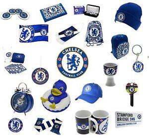Image is loading CHELSEA-F-C-Official-Football-Club-Merchandise-Gift-Xmas- a27ba7a0e