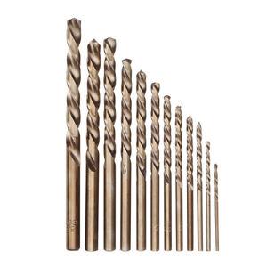 13-x-1-5-6-5-mm-HSS-Co-5-M35-Punte-elicoidali-al-cobalto-per-acciaio-inox