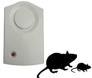 Ultraschall-Mauseabwehr-Maeuse-und-Rattenabwehr-Maus-Maeusefalle-Rattenfalle
