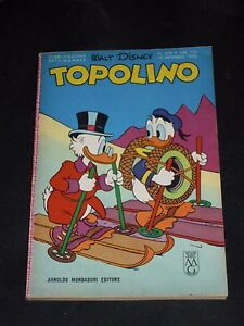 TOPOLINO-N-476-10-GENNAIO-1965-CON-BOLLINO