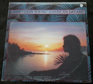JESSE-COLIN-YOUNG-American-Dreams-LP
